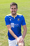 Callum Booth, St Johnstone FC...2021-22 Season<br />Picture by Graeme Hart.<br />Copyright Perthshire Picture Agency<br />Tel: 01738 623350  Mobile: 07990 594431
