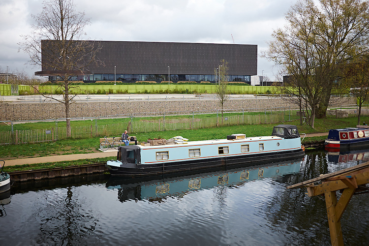 © John Angerson<br /> 151116 Hackney Wick and Stratford areas including olympic park. Tower Hamlets.