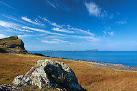 The Garvellachs from Luing, Argyll & Bute