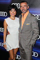 WEST HOLLYWOOD, CA, USA - AUGUST 21: Lorena Mendoza, Shaun Toub at the Audi Emmy Week Celebration 2014 held at Cecconi's Restaurant on August 21, 2014 in West Hollywood, California, United States. (Photo by Xavier Collin/Celebrity Monitor)