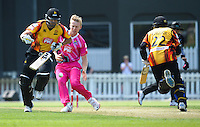 151122 Twenty20 Cricket - Wellington Firebirds v Northern Knights