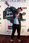 Soho Johnny recording artist  music and event promoter, NYC real estate mogul