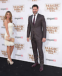 Sofia Vergara and Joe Manganiello attends The Warner Bros. Pictures' L.A. Premiere of Magic Mike XXL held at The TCL Chinese Theatre  in Hollywood, California on June 25,2015                                                                               © 2015 Hollywood Press Agency