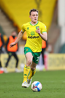 20th February 2021; Carrow Road, Norwich, Norfolk, England, English Football League Championship Football, Norwich versus Rotherham United; Oliver Skipp of Norwich City