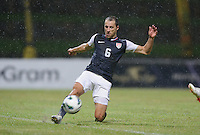 Antigua and Barbuda, Friday, Oct 12, 2012: The USA Men's National Team 2-1 over Antigua and Barbuda in the first round of qualifying for the 2014 World Cup.