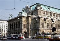 Vienna: The Ringstrasse--State Opera House, 1861-1869; 1945-1955. Augost Von Siccardsburg and Eduard Van Der Null. Photo '87.