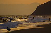 Bahia Kino beach in Sonora, Mexico. hill (Photo: Luis Gutierrez / NortePhoto.com).<br /> <br />  playa  bahia Kino en Sonora, Mexico. cerro(Photo: Luis Gutierrez / NortePhoto.com).