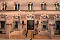 Denver, CO, Colorado, U.S. Mint in downtown Denver.