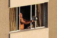 24.04.2020 - Panelaço contra Bolsonaro em SP