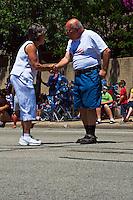 Image made at the Skokie, Illinois July 4th celebration parade.