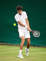 20-06-11, Tennis, England, Wimbledon, Robin Haase