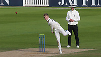 Somerset bowler, Lewis Goldsworthy during Surrey CCC vs Somerset CCC, LV Insurance County Championship Group 2 Cricket at the Kia Oval on 13th July 2021