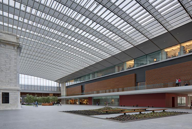 Cleveland Museum of Art Atrium | Rafael Viñoly Architects PC