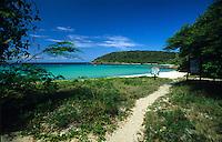 Pathway to Lameshur Bay<br /> Virgin Islands National Park<br /> St. John<br /> U.S. Virgin Islands