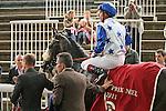 11/09/2011, Qatar Prix Niel, horse : Reliable Man, jockey : Gérald Mossé