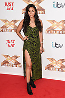 Olivia Olsen<br /> at the photocall of X Factor Celebrity, London<br /> <br /> ©Ash Knotek  D3524 09/10/2019