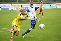 05.10.2013: 1. FFC Frankfurt vs. Bayer Leverkusen