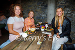 Enjoying the evening in Benners on Thursday, l to r: Amy Horan, Kate Coffey and Margaret Mullaney.