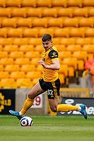 23rd May 2021; Molineux Stadium, Wolverhampton, West Midlands, England; English Premier League Football, Wolverhampton Wanderers versus Manchester United; Leander Dendoncker of Wolverhampton Wanderers breaks with the ball into the box
