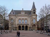 Cercle Municipal - Cercle-Cité an der Place d'Armes, Luxemburg-City, Luxemburg, Europa, UNESCO-Weltkulturerbe<br /> Cercle Municipal - Cercle-Cité aat Place d'Armes, Luxembourg City, Europe, UNESCO Heritage