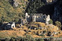 - Castle of S.Maria of the Cedars and cedar plantations<br /> <br /> - Castello di S.Maria dei Cedri e piantagioni di cedro