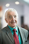 © Joel Goodman - 07973 332324 . 24/09/2016 . Liverpool , UK . DENNIS SKINNER at the Labour Party leadership declaration in the campaign between Jeremy Corbyn and Owen Smith , at the Liverpool Arena and Convention Centre ahead of the party's 2016 Conference . Photo credit : Joel Goodman