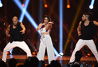 ATLANTA, GA - DECEMBER 8: 2019 MISS UNIVERSE: Ally Brooke performs on the 2019 MISS UNIVERSE competition airing LIVE onSunday, Dec. 8(7:00-10:00 PM ET live/PT tape-delayed) on FOX. (Photo by Frank Micelotta/FOX/PictureGroup)
