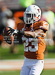 Texas Longhorns cornerback Carrington Byndom (23) in action during the game between the Brigham Young Cougars and the Texas Longhorns at the Darrell K Royal - Texas Memorial Stadium in Austin, Texas. Texas defeats Brigham Young 17 to 16...
