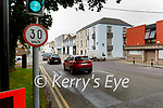 The new 30km Speed signs on Princess Street approaching the town centre in Tralee