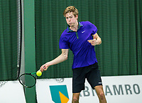 Rotterdam, Netherlands, Januari 27, 2018, Victoria, Supermatch  ABNAMROWTT 2018, <br /> Photo: Tennisimages/Henk Koster