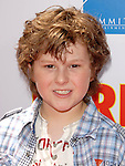 Nolan Gould at the Summit Entertainment L.A. Premiere of Furry Vengeance held at The Bruin Theatre in Westwood, California on April 18,2010                                                                   Copyright 2010  DVS / RockinExposures