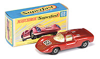 BNPS.co.uk (01202 558833)<br /> Pic: Vectis/BNPS<br /> <br /> Pictured: Matchbox Superfast 68a Porsche 910<br /> <br /> One man's vast collection of model cars amassed over a lifetime has sold at auction for an incredible £250,000.<br /> <br /> Simon Hope, 68, has been collecting matchbox models since he was a small child and has bought over 4,000 over the past six decades.<br /> <br /> His hobby has cost him thousands of pounds and at and engulfed a huge slice of his life but he has now decided to part with the toys
