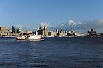 Liverpool Waterfront November 2009