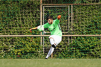 Torwart Rahman Paylan (Klein-Gerau) - 15.08.2021 Büttelborn: SV Klein-Gerau vs. SKG Bauschheim, A-Liga