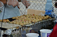 August 11 2012 - Montreal (Qc) Canada - Matsuri Japon Festival 11th edition.<br /> <br /> Matsuri Japon is a free event promoting Japanese culture to the general public. IN PHOTO : Takoyaki's cooking