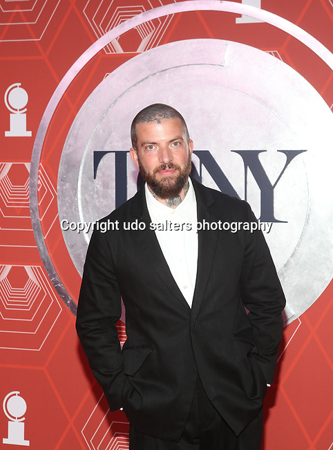 Jamie Lloyd  attends the 74th Tony Awards-Broadway's Back! arrivals at the Winter Garden Theatre in New York, NY, on September 26, 2021. (Photo by Udo Salters/Sipa USA)