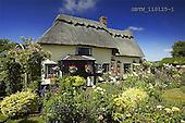 Tom Mackie, FLOWERS, photos, Thatched Cottage & Garden, Suffolk, England, GBTM110125-1,#F# Garten, jardín