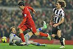 Liverpool v Newcastle Utd 04.11.2012