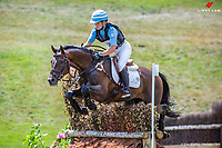 Le Grand Complet 2020. Haras du Pin. CCIO4*. Cross Country.<br /> Jonelle PRICE (NZL). MCCLAREN<br /> Photographie FEI / Eric KNOLL