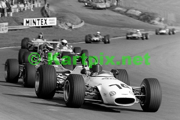 E.R. Hall Trophy 1970<br /> B.R.S.C.C. MotorSport - Shell Super Oil British F3 Championship, Rd 12<br /> M.C.D. Lombank British F3 Championship, Rd 13<br /> Brands Hatch Circuit