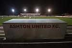 Ashton United v Ramsbottom United 12/01/2016