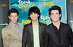 Jonas Brothers at the 2009 Teen Choice Awards on August 9th,2009 at Gibson Amphitheatre in Universal City..Photo by Chris Walter/Photofeatures