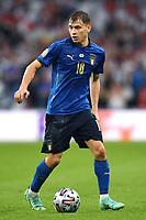 11th July 2021; Wembley Stadium, London, England; 2020 European Football Championships Final England versus Italy;  Nicolo Barella