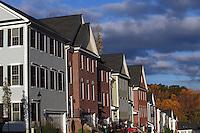 Housing market in Charlottesville, Va. Mandatory Credit: Andrew Shurtleff