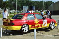 Round 10 of the 1991 British Touring Car Championship. Trackstar Showcar.