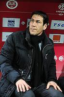Rudi Garcia ( Entraineur Lille )  .Football Calcio 2012/2013.Ligue 1 Francia.Foto Panoramic / Insidefoto .ITALY ONLY