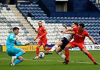 2021 EFL Championship Football Preston North End v Luton Town Mar 20th