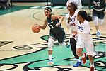 Tulane Women's Basketball downs SMU, 52-46, on Senior Night.