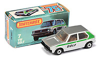 BNPS.co.uk (01202 558833)<br /> Pic: Vectis/BNPS<br /> <br /> Pictured: Matchbox Superfast 7c Volkswagen Golf <br /> <br /> One man's vast collection of model cars amassed over a lifetime has sold at auction for an incredible £250,000.<br /> <br /> Simon Hope, 68, has been collecting matchbox models since he was a small child and has bought over 4,000 over the past six decades.<br /> <br /> His hobby has cost him thousands of pounds and at and engulfed a huge slice of his life but he has now decided to part with the toys