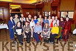 St Brigid's Killarney Presentation class from 1965-70 held their reunion in the International Hotel on Saturday